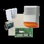 Kit alarma la efractie DSC cu sirena exterioara KIT1616BS