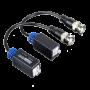 Video balun pasiv HD pentru camerele HDCVI, HDTVI, AHD (set 2 buc.)  UTP101P-HD