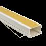 Canal cablu 40x25 mm cu adeziv, 2m - DLX PVCA-406-25